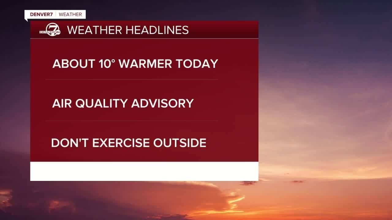Sept 17 2020 5:15 a.m. forecast