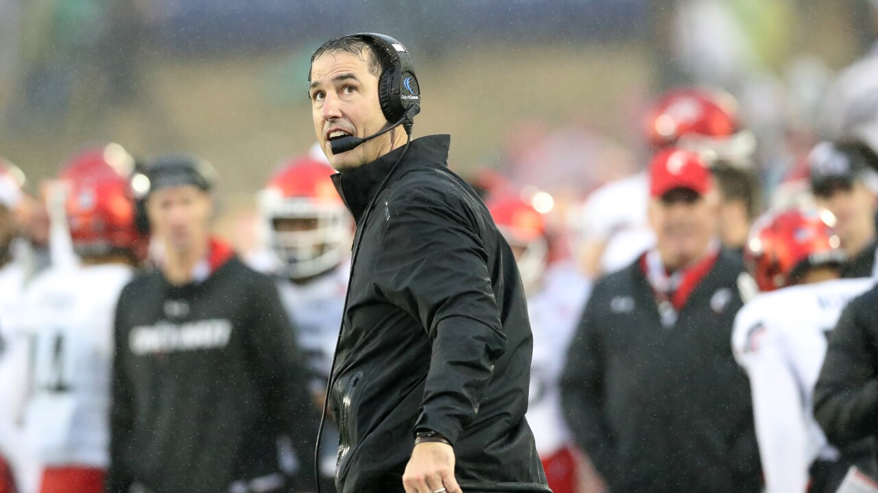 UC's Fickell wants Bearcats players to focus on themselves