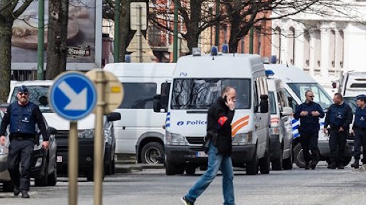 Belgium holds 4 suspects in possible attack plan