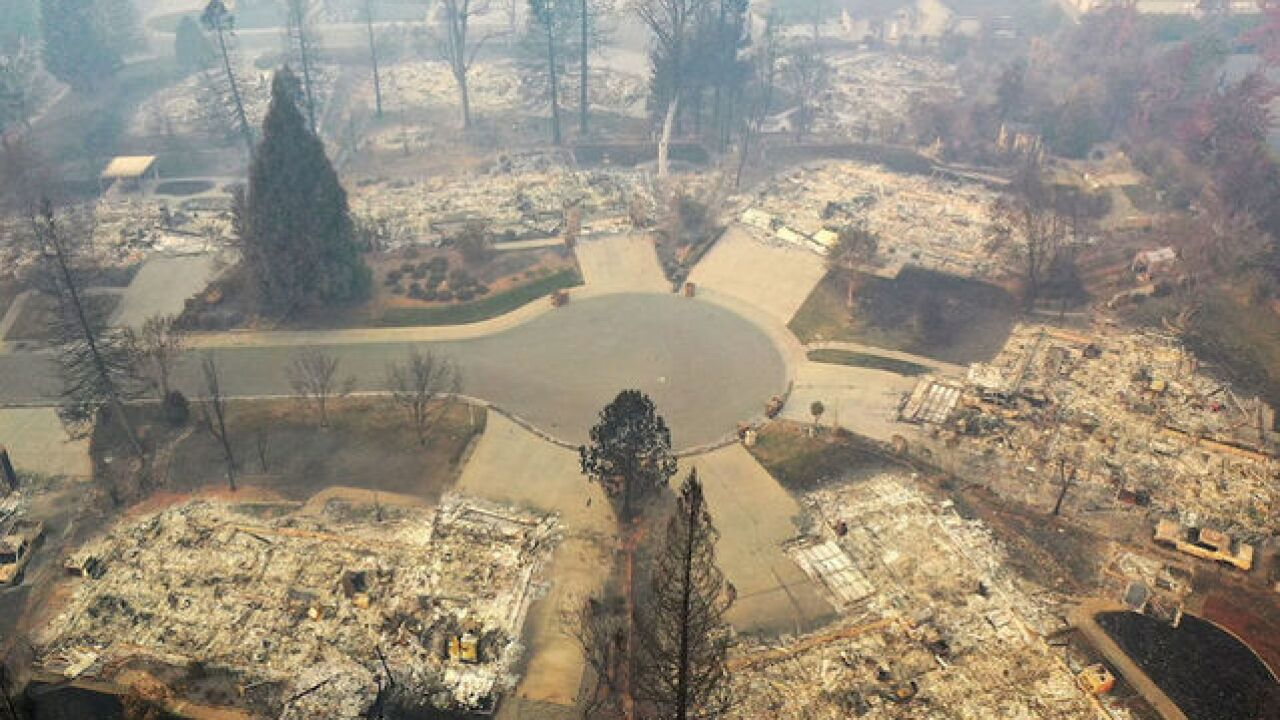 California wildfires: List of dead and missing continues to grow