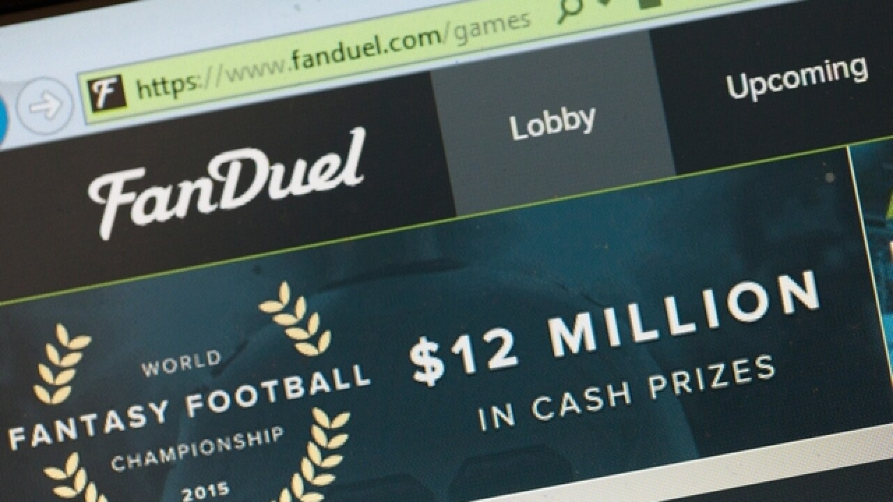 FanDuel is in talks to acquire rival DraftKings, reports say