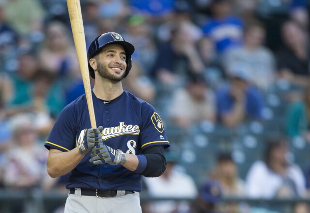 """""""It will always be Miller Park, to me,"""" Braun says."""
