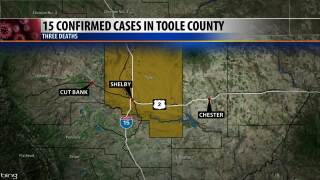 Rep. Jones provides update on COVID-19 response in Toole County
