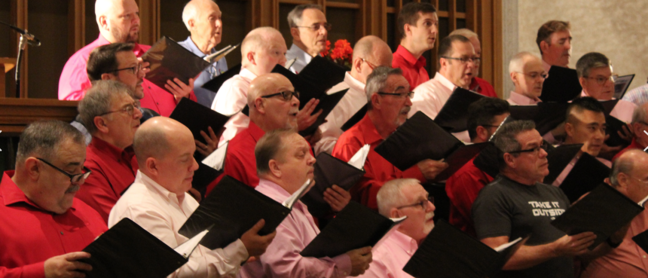 The Buffalo Gay Men's Chorus has not performed in person since March