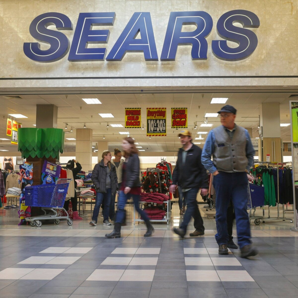 Sears, Kmart To Close 80 Locations On Day Of Big Deadline