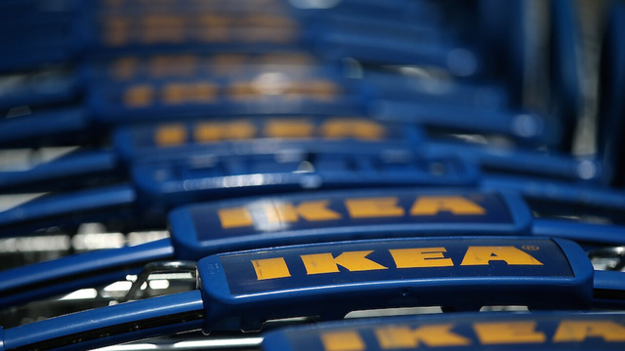 Ikea expected to announce 'unprecedented' recall
