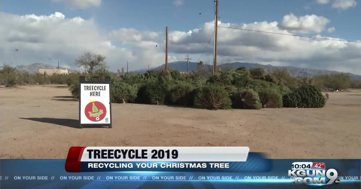 Christmas Tree Recycling Tucson 2020 Where to recycle your Christmas tree in Tucson