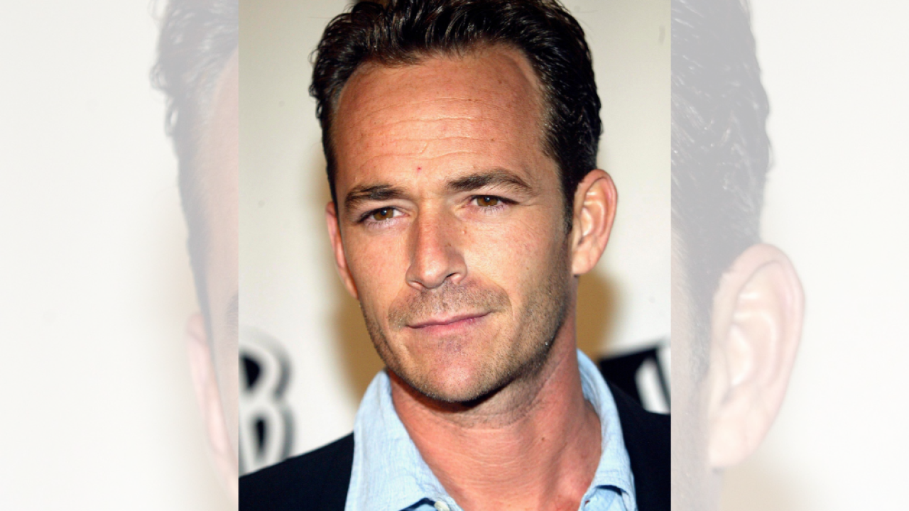 Luke Perry has died following massive stroke, TMZ reports