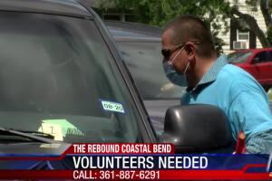 Coastal Bend Food Bank are in need of volunteers