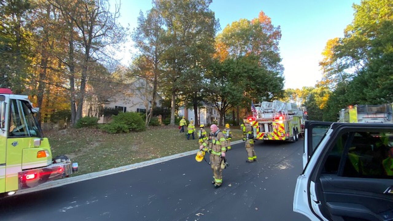 3 people displaced; 2 dogs, cat killed in Henrico house fire