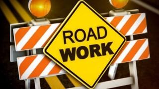 BWL road work in Lansing