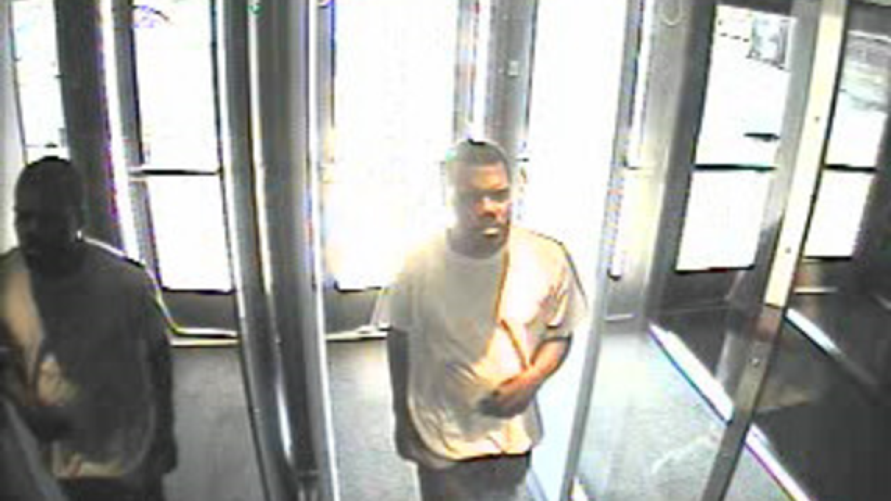 MPD seek man who robbed Associated Bank