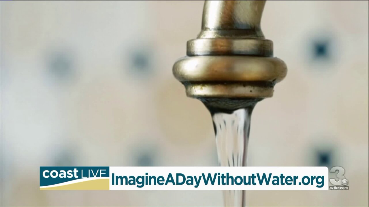 Imagining a day without clean, safe drinking water on CoastLive