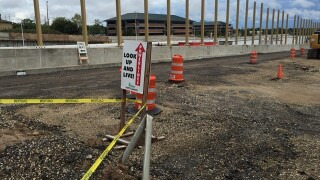 Construction may cause headaches for Labor Day travelers