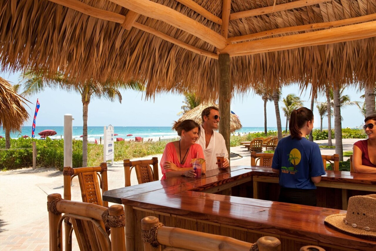 Palm Beach Marriott Singer Island - tiki bar - Photo courtesy of Palm Beach Marriott Singer Island Beach Resort and Spa.jpg