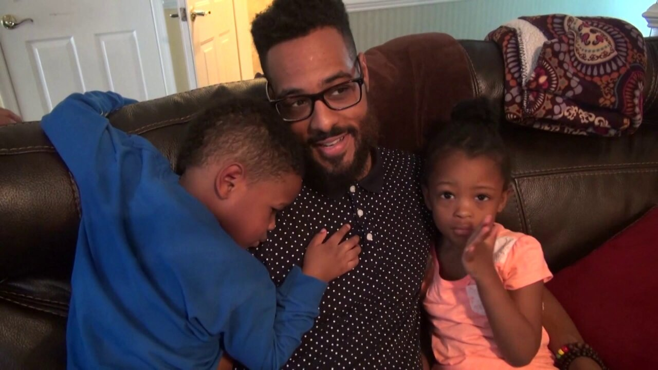 Virginia single father searching for living kidneydonor