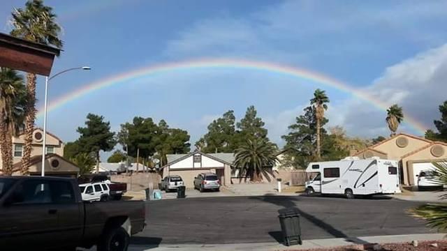PHOTOS: Rainbows in Las Vegas