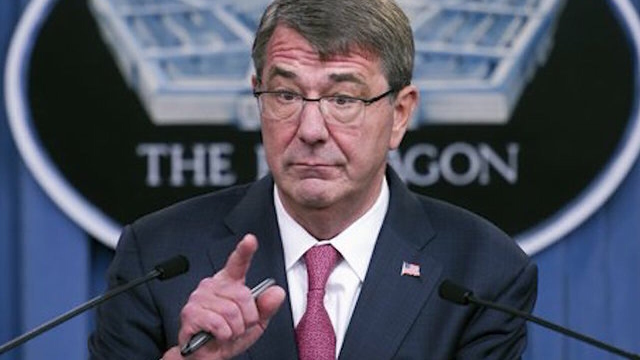 Pentagon chief used personal email account for nearly a year