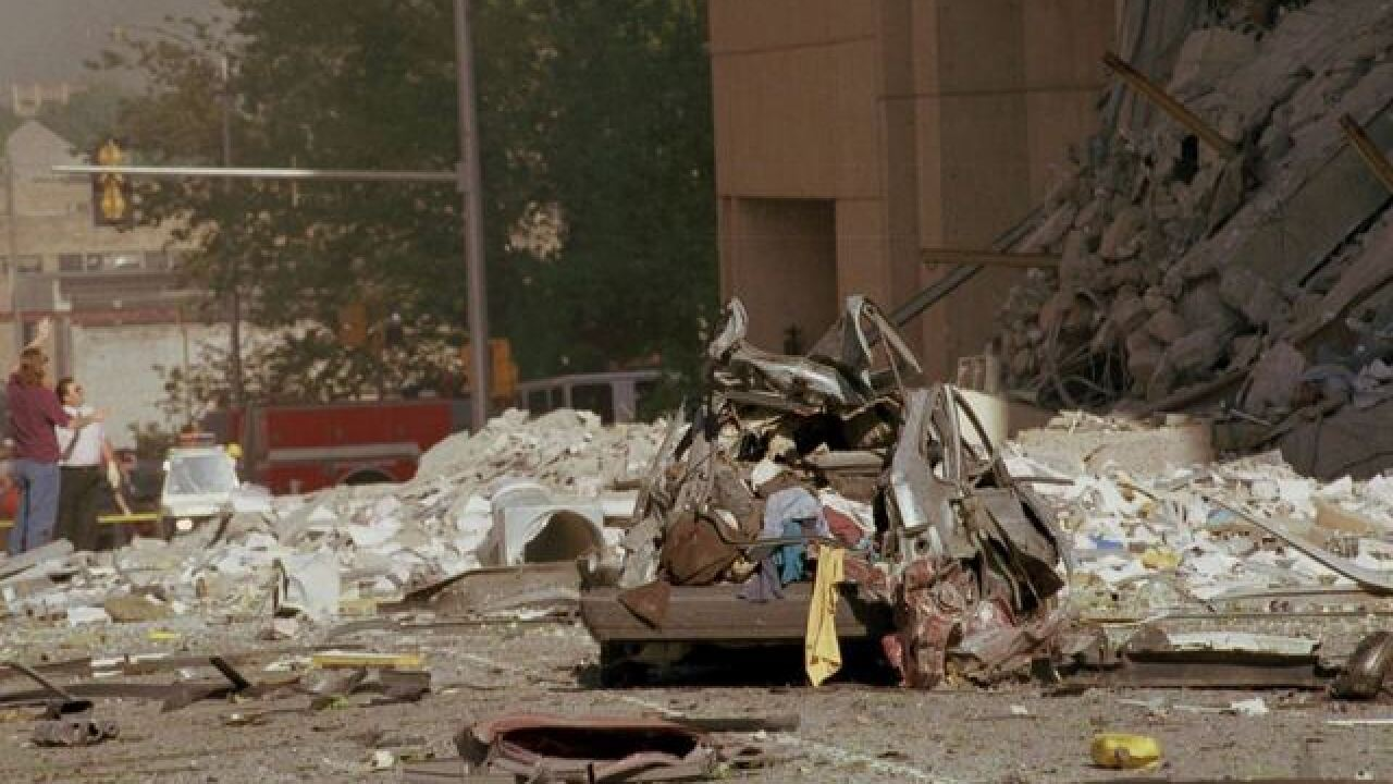 GALLERY | Oklahoma City Bombing - 20 Years Later