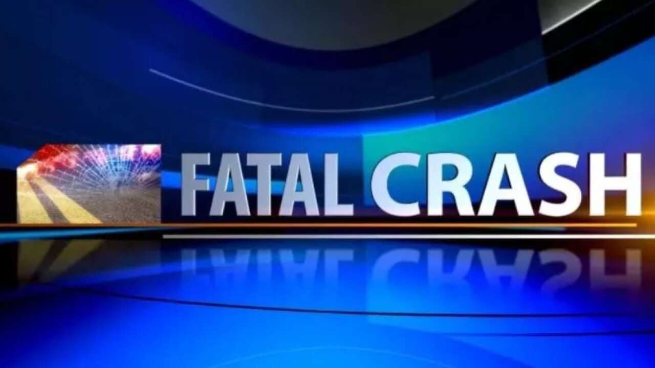 Fatal crash