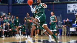 James Thompson IV leads Eastern Michigan over Northern Illinois