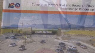 Groundbreaking for long-awaited interchange brings celebration, with a side of anxiousness