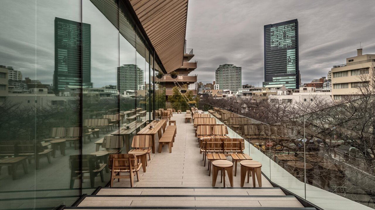 Starbucks' new 32,000-square-foot store in Tokyo is its biggest in the world