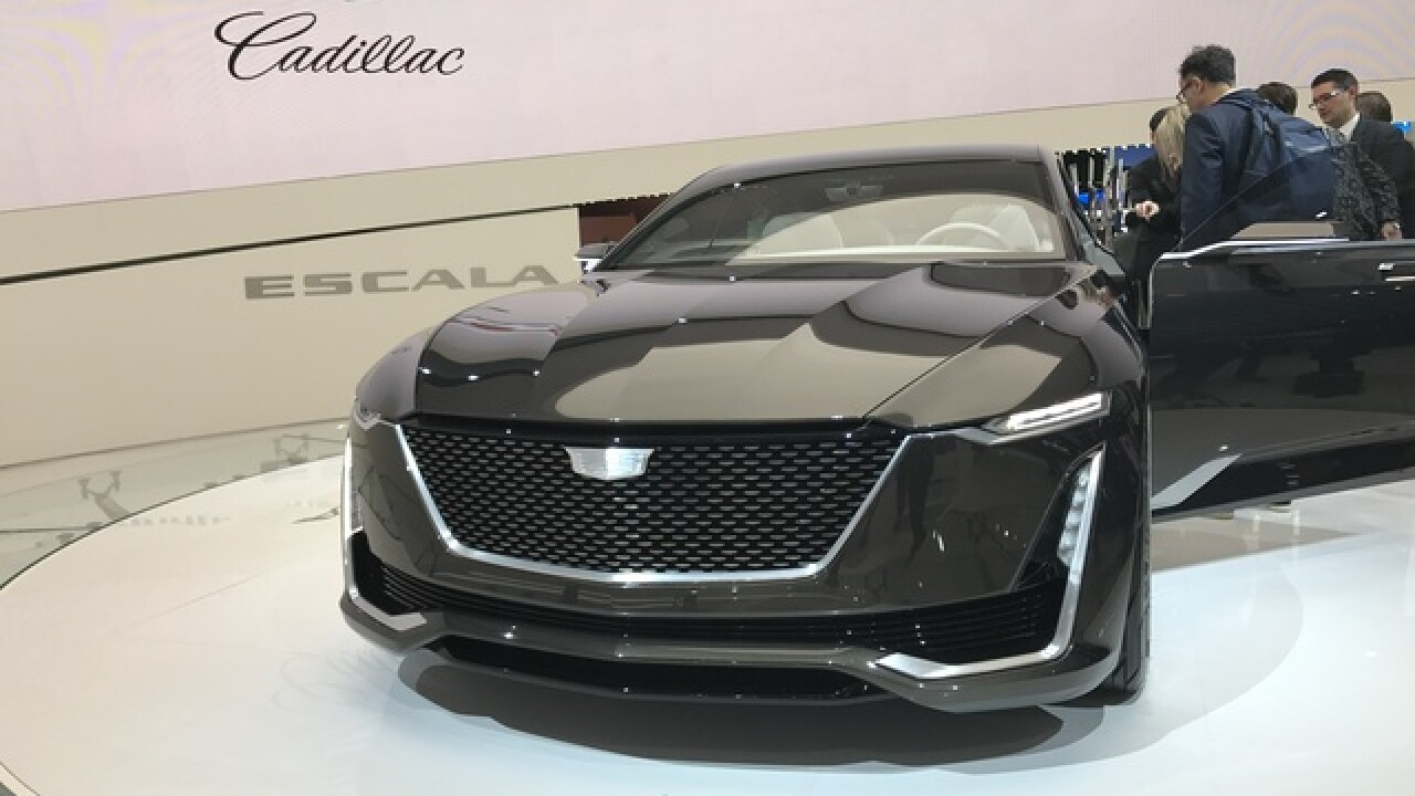 Cadillac brand will return to Michigan from New York
