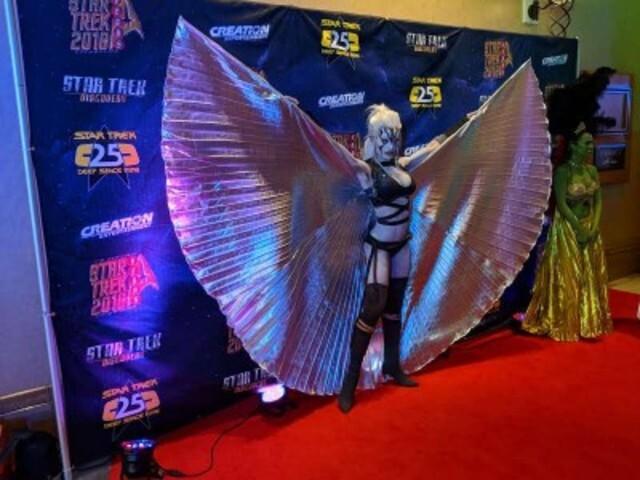 PHOTOS: 2018 Star Trek Convention in Las Vegas