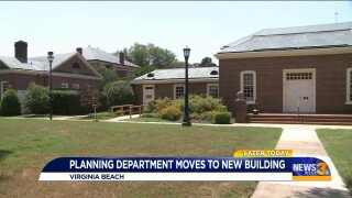 Permits and Inspections Department moves to more permanent location in Virginia Beach aftershooting