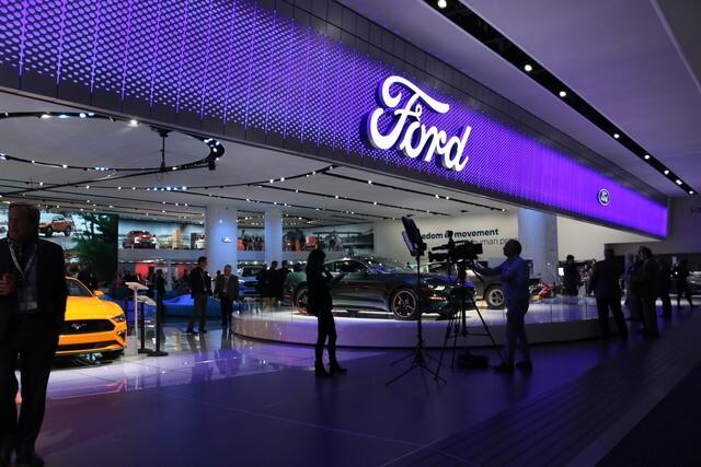 PHOTOS: Press Days at the Detroit Auto Show