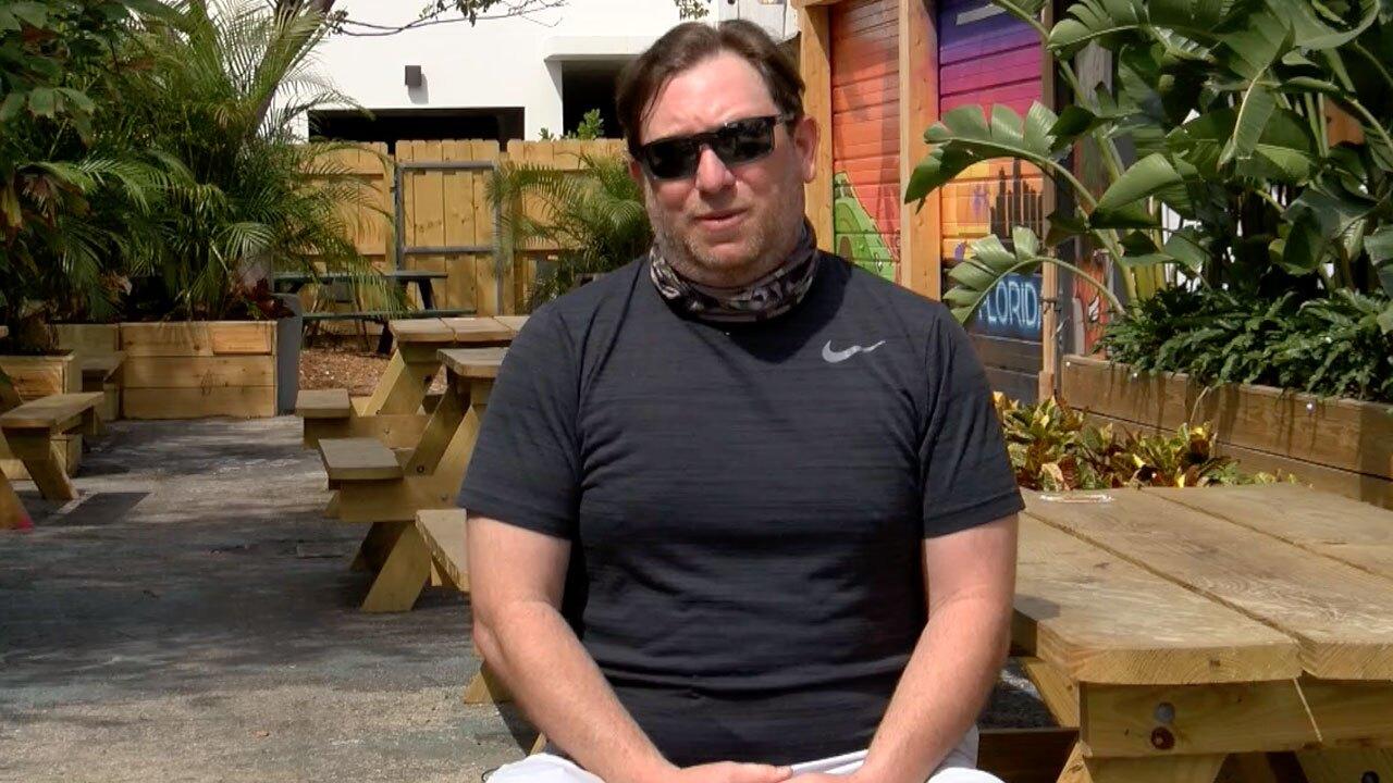 Brian Rosen, owner of Ocean Gardens in Delray Beach