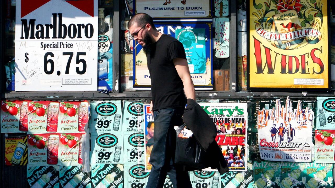 TOBACCO smoking cigarettes AP
