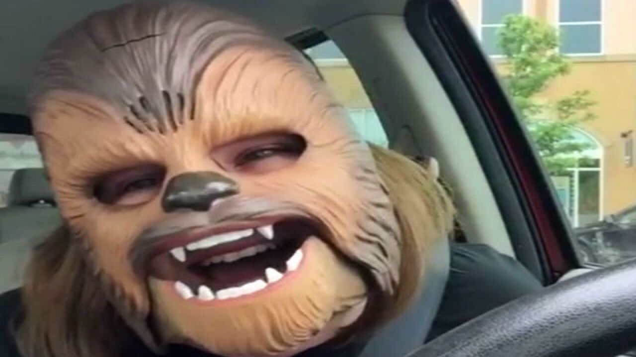Chewbacca mom tops Facebook 'Year in Review'
