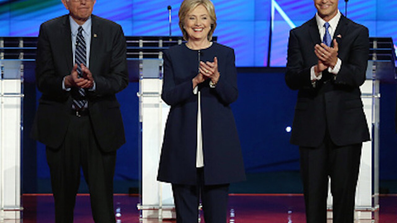 LIVE: Fourth Democratic debate