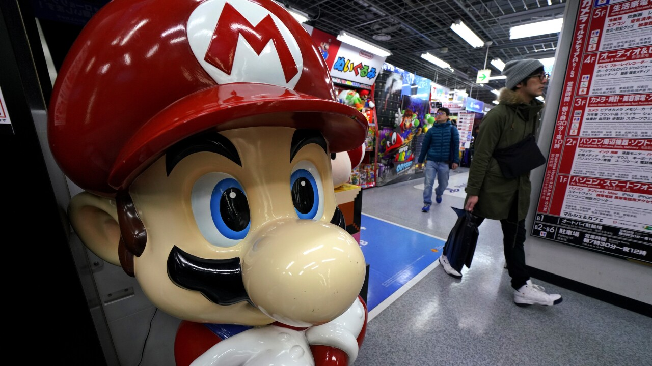 Move over Mickey Mouse, here comes Mario: Nintendo theme park coming to Orlando