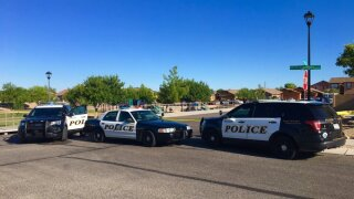 Police investigate homicide near Campbell and Drexel