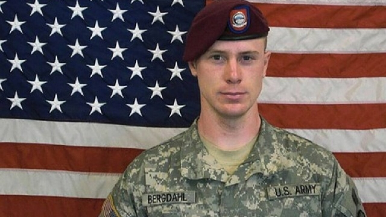 Bergdahl to be arraigned this morning