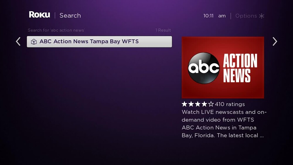 Watch Abc Action News Coverage Of Hurricane Dorian On Roku