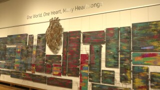 OneHeartCall Project at Paris Gibson Square Museum of Art