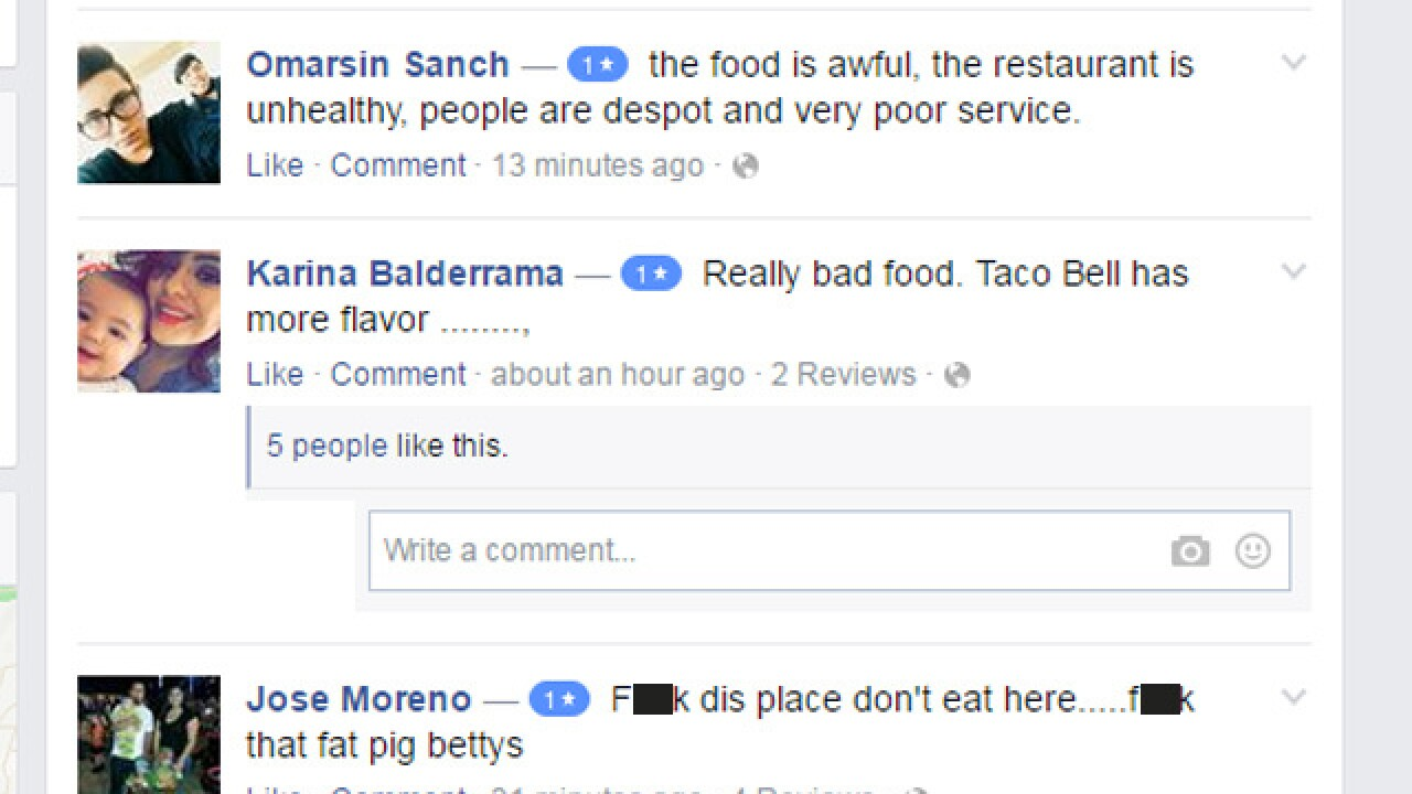 Backlash threatens Latina Trump supporter