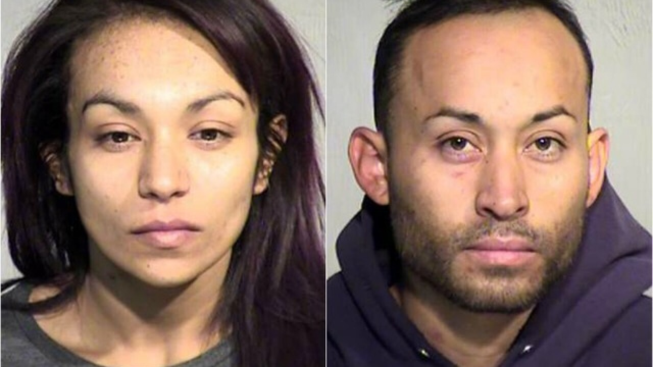 "DPS: Brother, sister arrested for operating west Phoenix ""chop shop"""