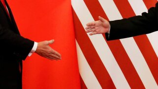 White House negotiators reach tentative China trade deal, await Trump signoff