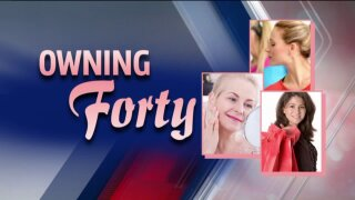 Owning 40's: Taking control of the aging process