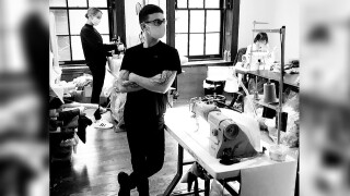 Christian Siriano among designers making masks for healthcare workers during pandemic