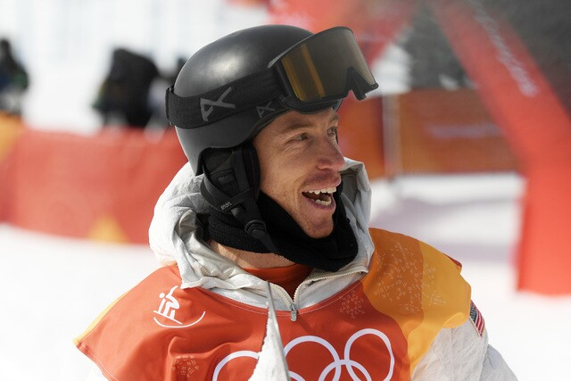 Shaun White takes home gold in 2018 Winter Olympics