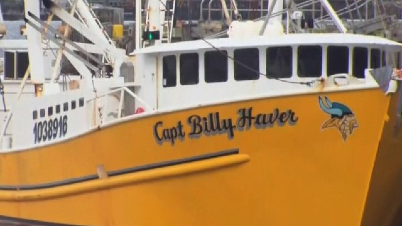 Man accused of killing crew member aboard fishing boat off Massachusetts coast