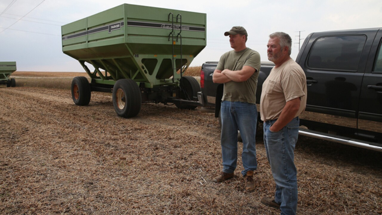 Some Ohio soybean farmers worry as China raises tariffs on $50B of US soybeans