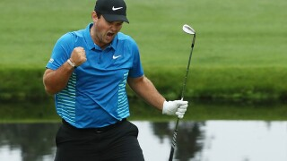 Patrick Reed builds 3-shot lead over Rory McIlroy at Masters