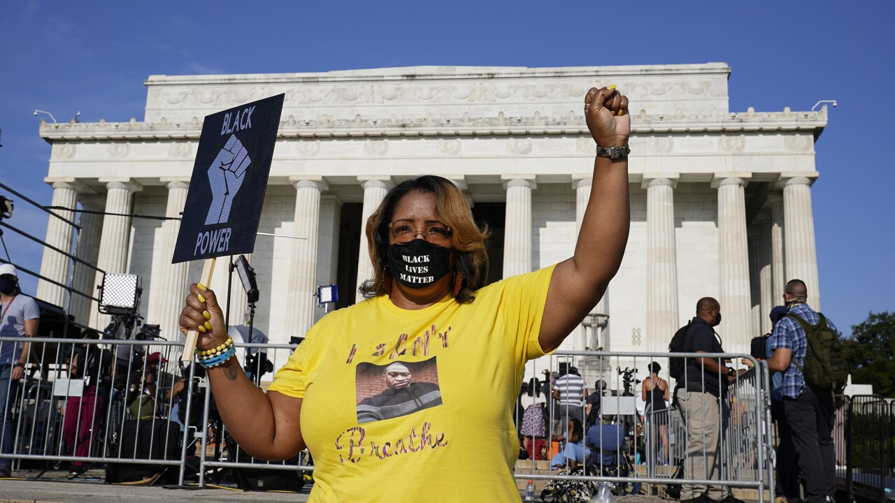 Families of police brutality victims to participate in Virtual March on Washington